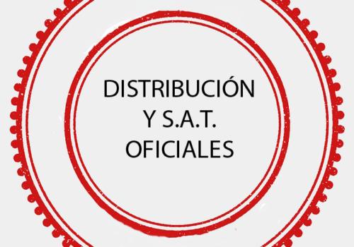 marpe SAT oficiales y distribucion